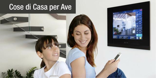 Assistenti vocali: una nuova dimensione smart per controllare la casa domotica AVE