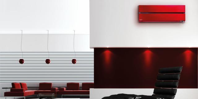 Tecnologia e design dei climatizzatori MSZ-LN Kirigamine Style