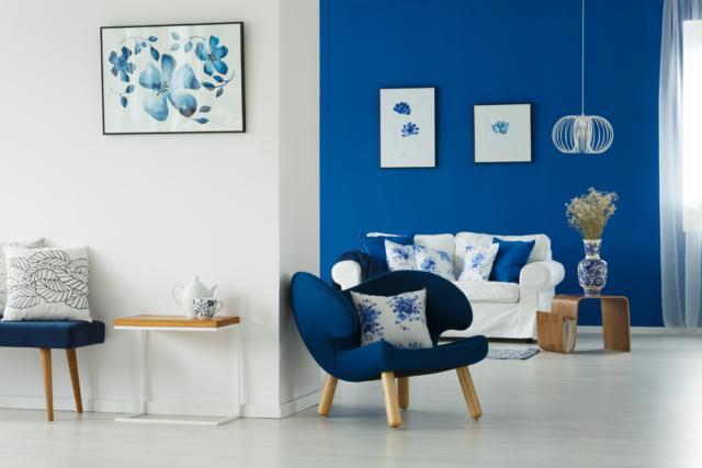 Pittura per Interni San Marco ColoreVivo blu