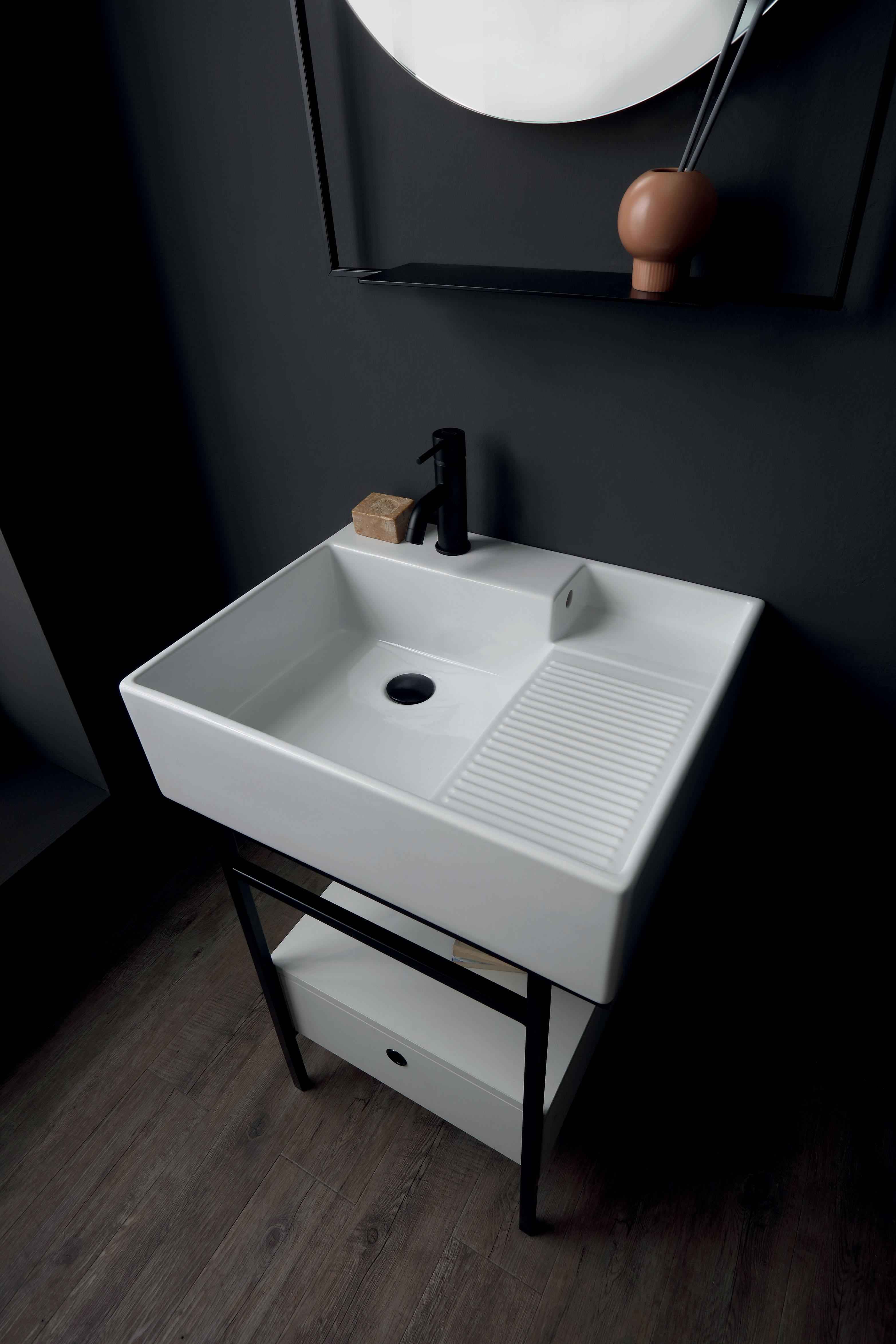 Come Pulire Il Lavabo In Resina lavabi bagno sospesi, freestanding o da incasso per ogni