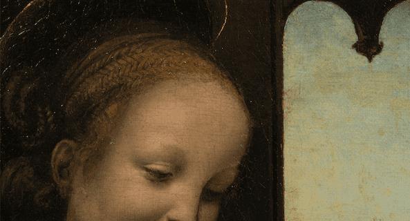 Leonardo da Vinci. La Madonna Benois