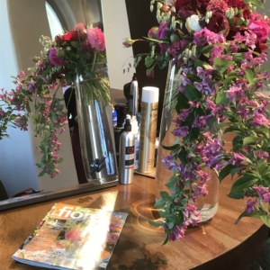 Orticola 2019 - il Bouquet delle VetrineFiorite per Atelier41 di Elisabetta Pozzetti con Casa in Fiore
