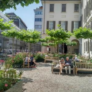 Orticola - Giardino di Palazzo Reale