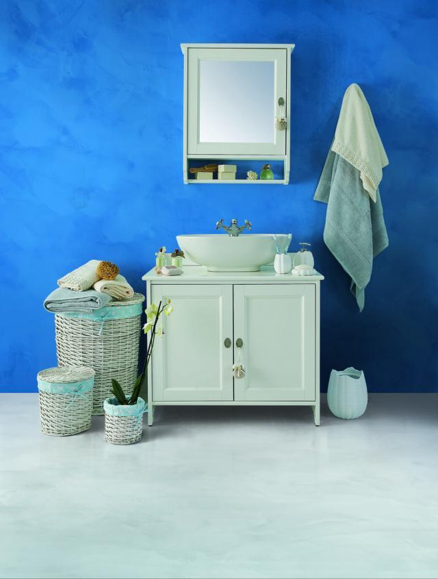 Litokol Spaziocontinuo_bianco_blu Colore per Pareti