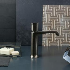 Ritmonio Taormina Brushed Black Chrome