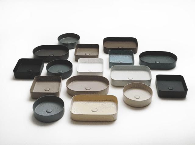 Lavabi da Appoggio Ceramica Cielo Shui Comfort