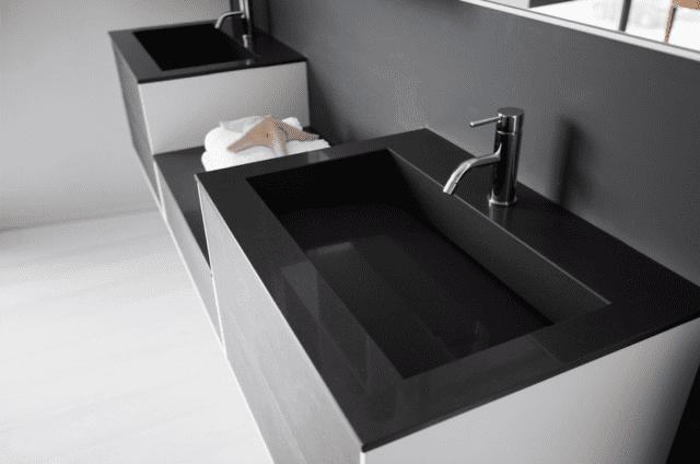 Lavabo da Incasso De Zotti Design Frame