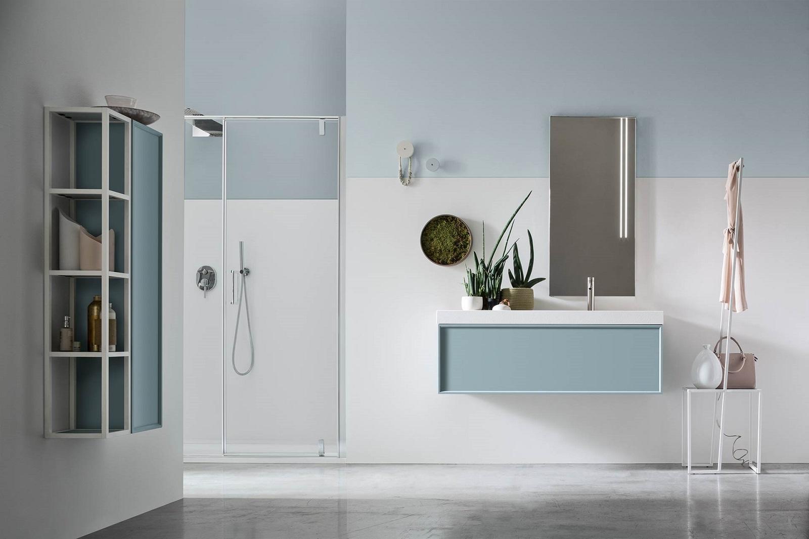 Ikea Mobili Bagno Pensili mobili lineari, a sviluppo orizzontale, per il bagno moderno