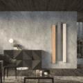 beams-mono-di-vasco-radiatori-design-con set valvole nascosto