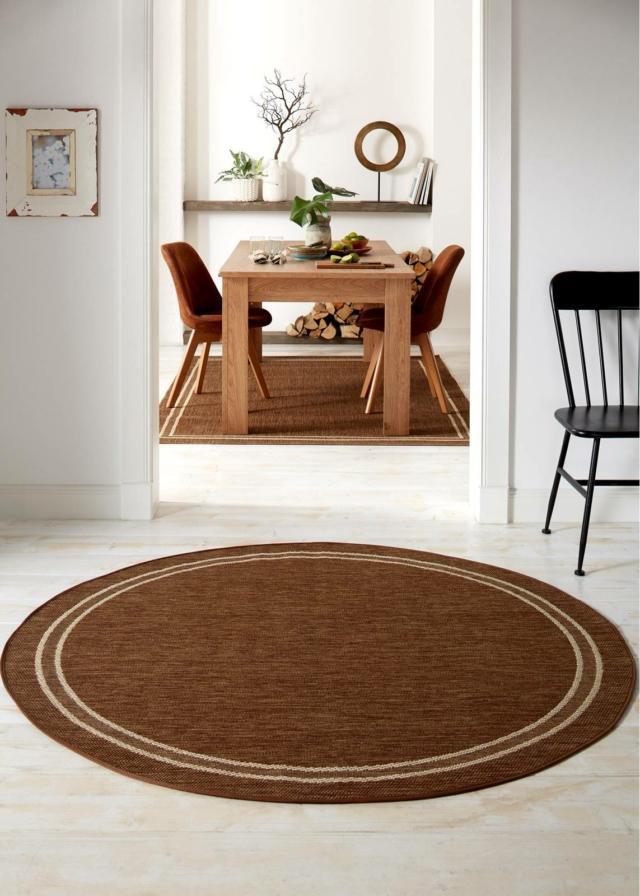 bonprix elba tappeto rotondo 18389665