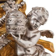 Marmo, bronzo e argento per Alessandro VII. Oreficeria e scultura monumentale dalla Roma di Bernini al Duomo di Siena