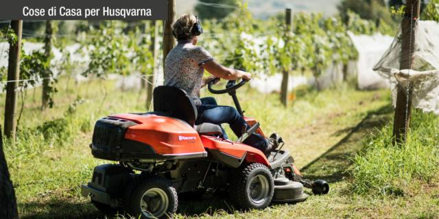 Rider Husqvarna