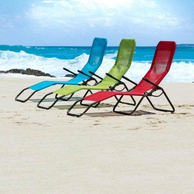 jysk siesta chaise longue per esterno