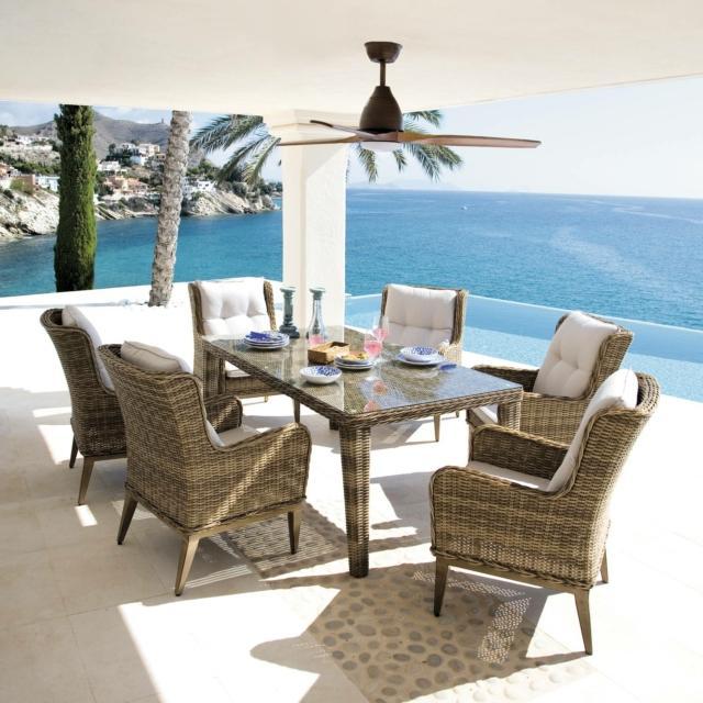 leroymerlin bermuda tavolo e sedie per esterno