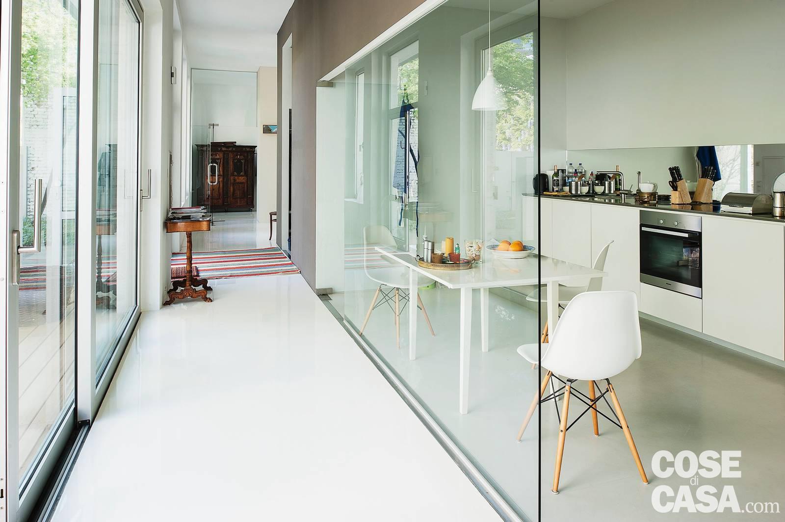 Come valorizzare il corridoio cose di casa for Arredare corridoio ingresso