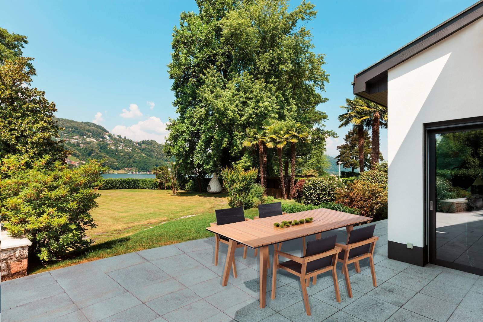 Pircher Tavoli Da Giardino.Tavoli Per Esterno Con Sedie Per Giardino O Balcone Cose Di Casa