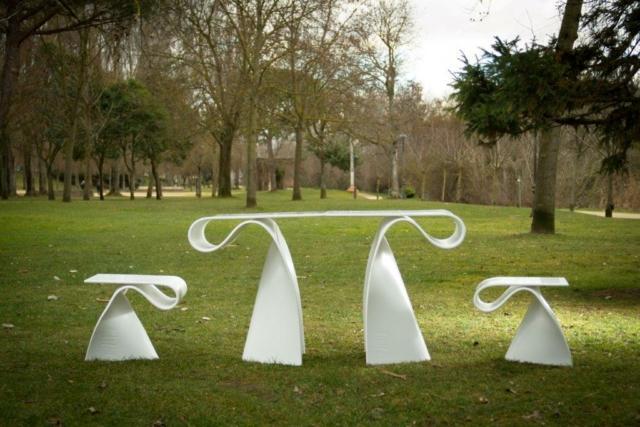 porcelanosa grupo_Tavolo_materiale Krion