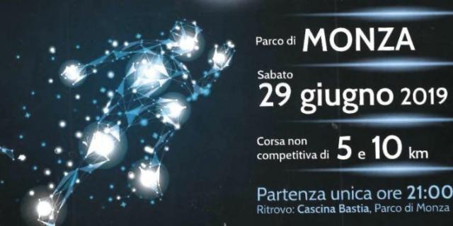 AdmoRun 2019: corsa non competitiva al parco di Monza