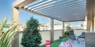 tende da sole Pergola BT Group
