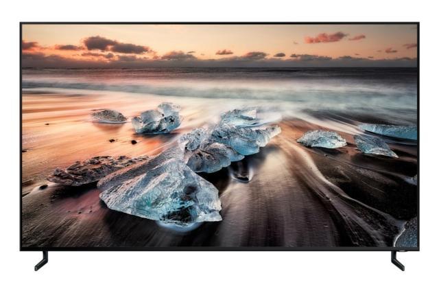Tv Samsung QLED 8K 65 Q900 R