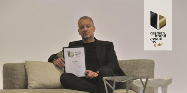 Alias vince il premio German Brand Award 2019 nella categoria Excellent Brands