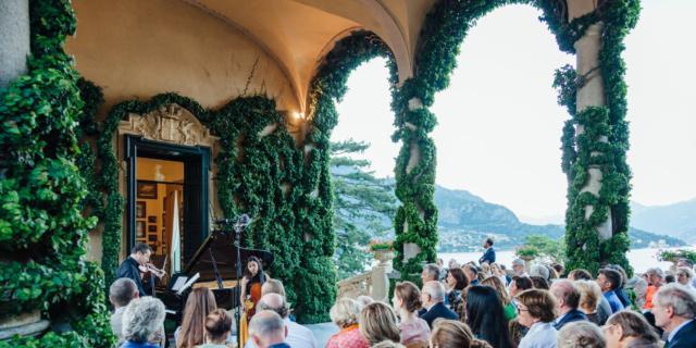 """LacMus Festival. Festival Internazionale di Musica e mostra """"E' degli angeli un sorriso, questo lago, il verde, i fior"""