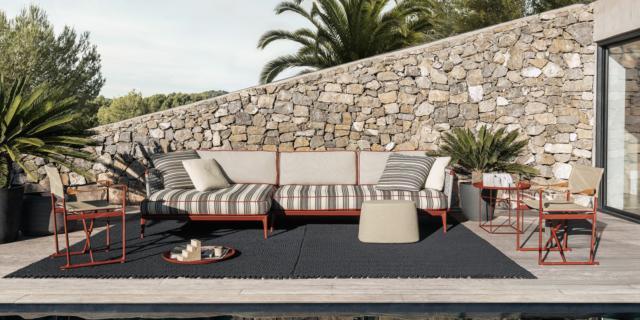 Divani per esterno: 12 modelli per terrazzo, giardino o balcone