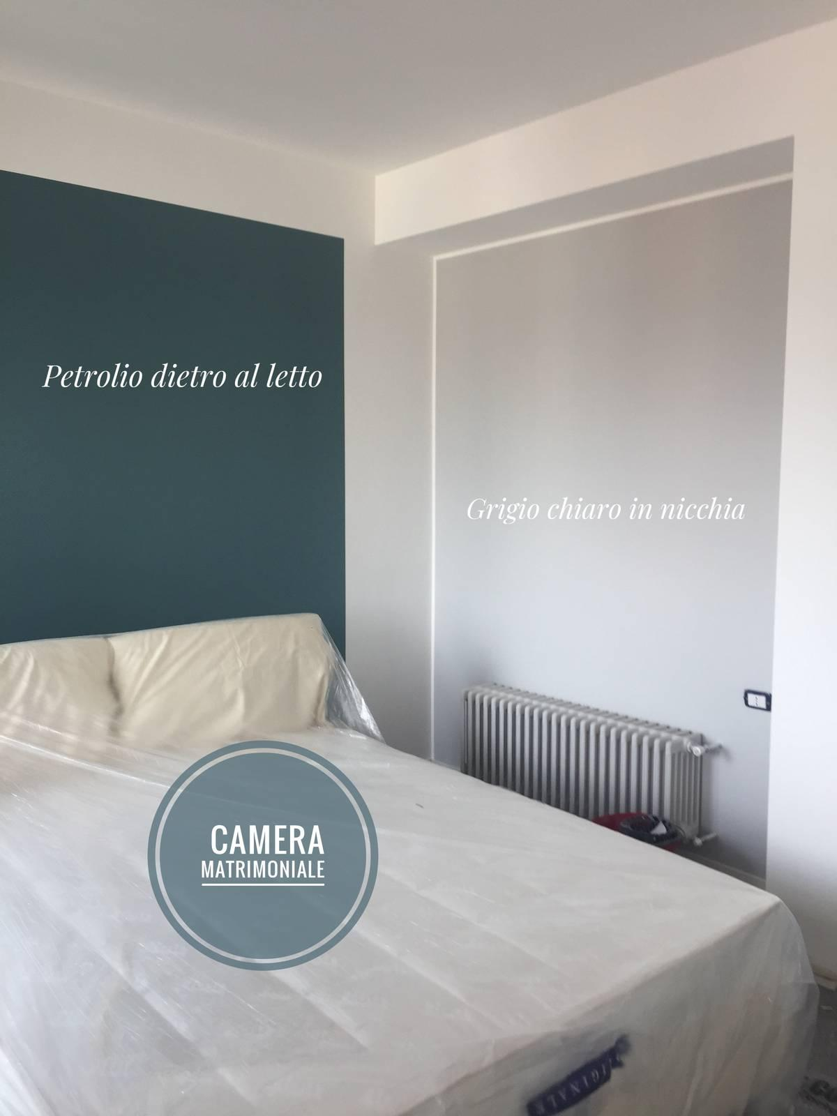 Parete Grigia Camera Da Letto pitture per le pareti: quali colori? - cose di casa