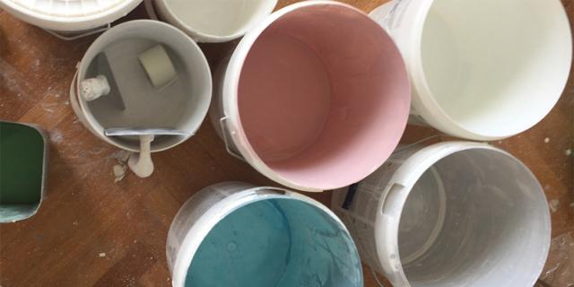 Pitture per le pareti: quali colori?