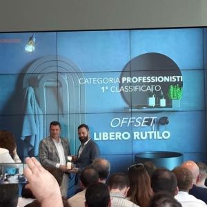 Design Warm Contest Scirocco H 2019: il vincitore della sezione professionisti, Libero Rutilo