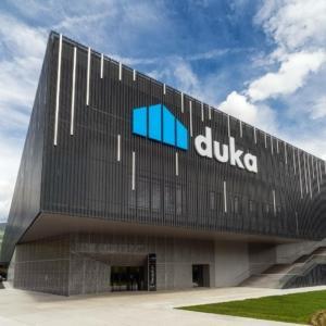 Esterno nuova sede Duka a Bressanone (Bz)