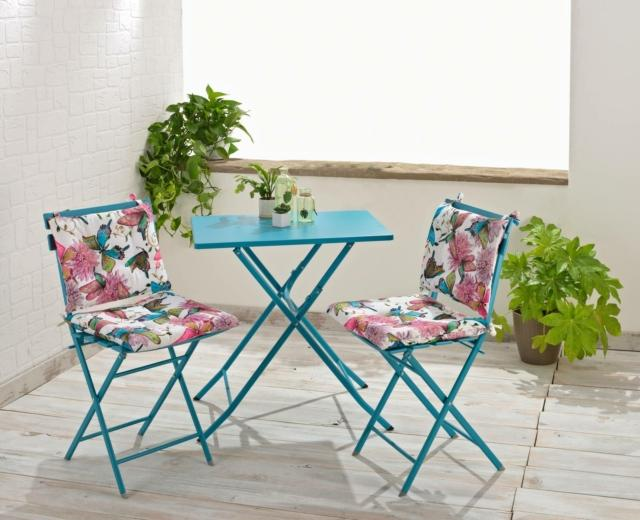 Tavolo piccolo per esterni  euronova 501368