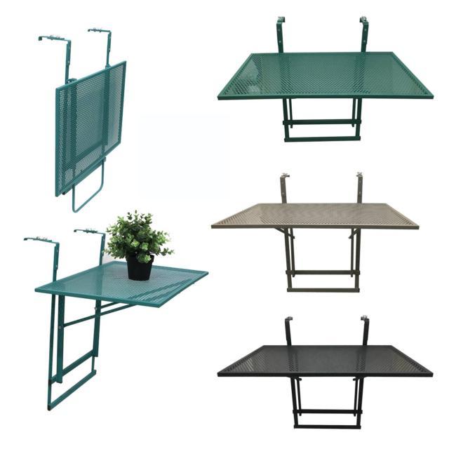 Tavolino da balcone Collezione Green di Maiuguali  - www.maiuguali.it
