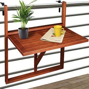 Tavolino da balcone pieghevole Deuba in vendita su ManoMano -  www.manomano.it