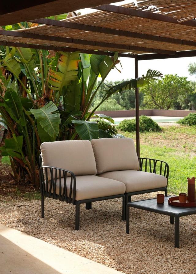 nardi Komodo divano per esterno
