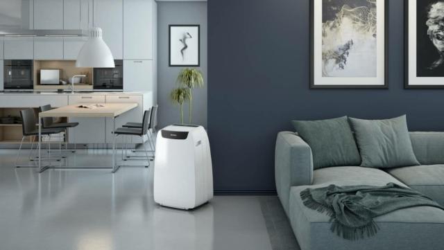 olimpia splendid-dolceclima air pro 14-climatizzatore portatile