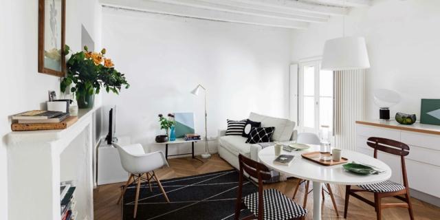 Idee arredamento casa come arredare abitazione progetti for Arredare piccoli ambienti