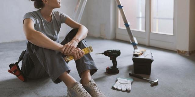 Casa in affitto: che succede se il locatario fa dei lavori?
