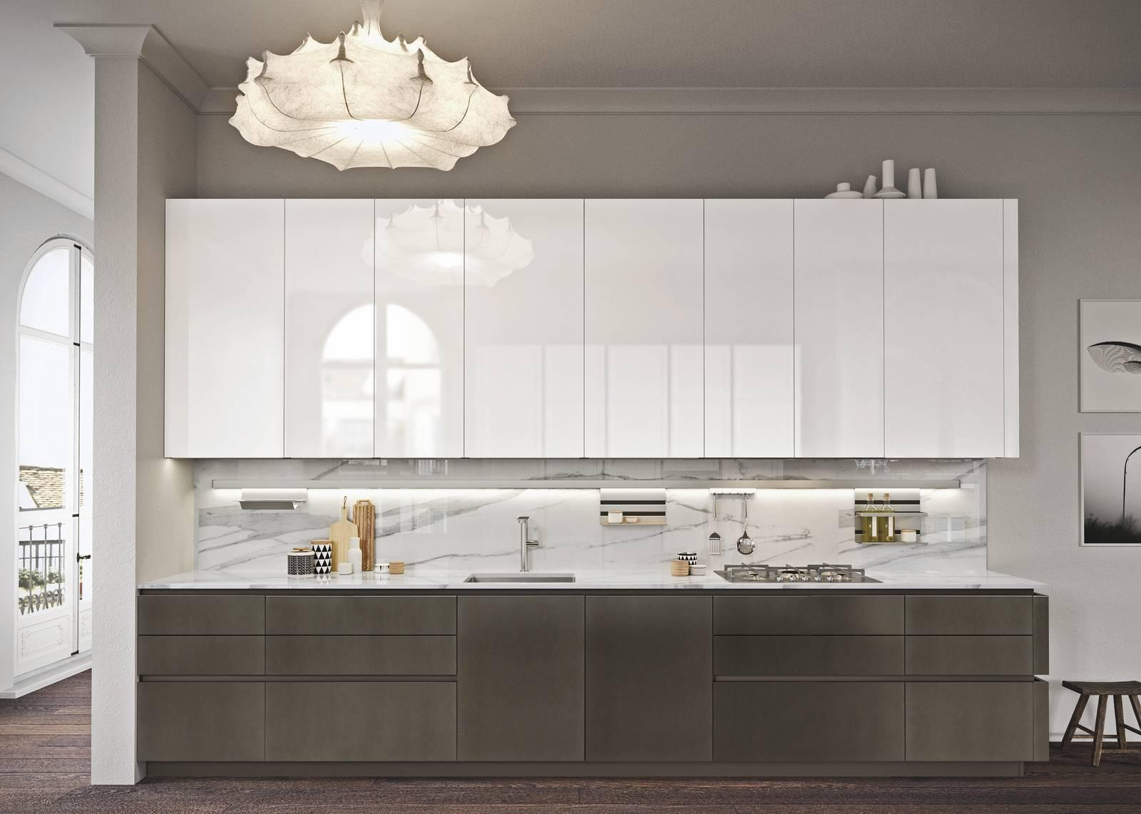 Altezza Cucina Ikea pensili in cucina: una comodità cui è difficile rinunciare