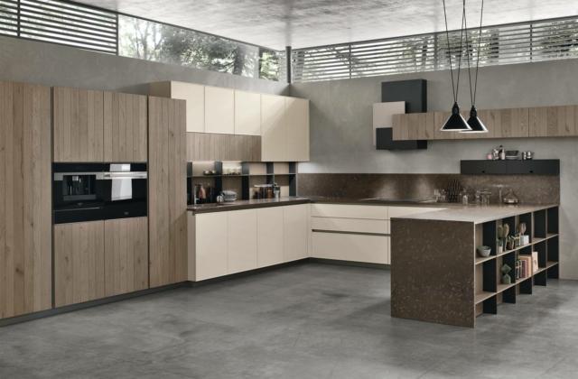 Frame di Stosa Cucine  - www.stosacucine.com