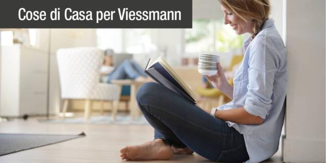 Riscaldamento a pavimento Viessmann, ideale anche per raffrescare