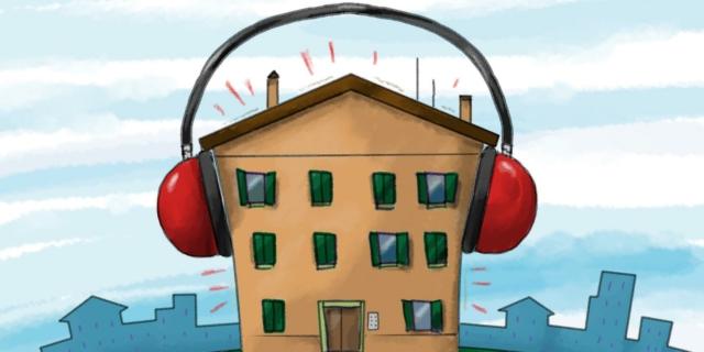 Quando i rumori in condominio sono troppo molesti
