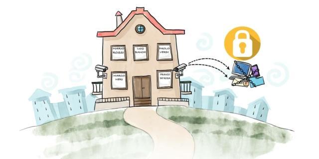 Privacy in condominio, tra sicurezza e trasparenza