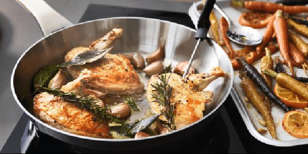 Una termosonda wireless per cucinare senza errori