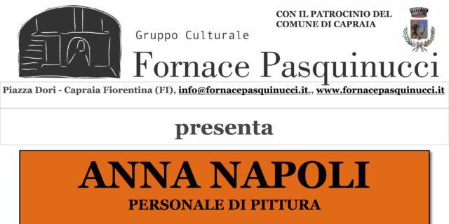 """""""Tra colori e forme"""", mostra personale di Anna Napoli"""