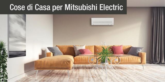 Climatizzatori Mitsubishi Electric: innovazione e basso impatto ambientale