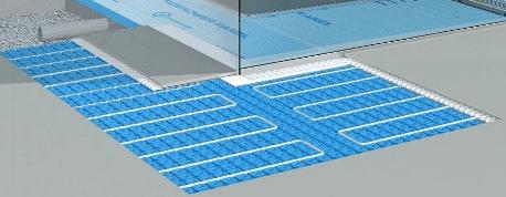 Prodeso Heat Grip System, riscaldamento elettrico ultrasottile di Progress Profiles