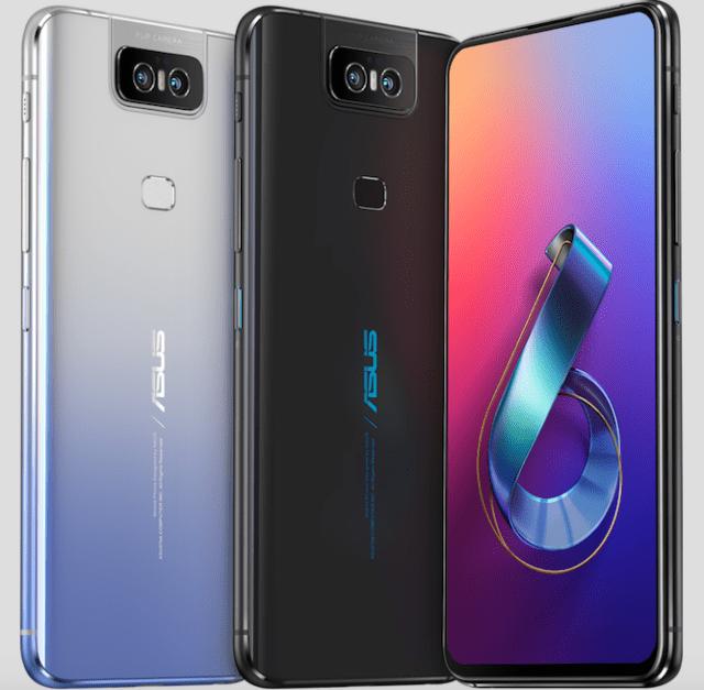 Asus ZenFone 6 - Smartphone 2019