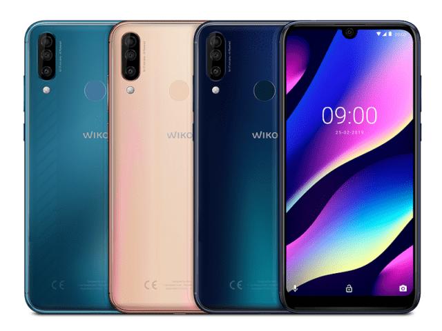 Wiko_View3 Smartphone 2019