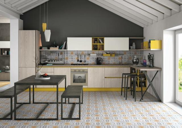 Tablet di Creo Kitchens by Lube